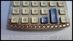 Rhinestone Calculator