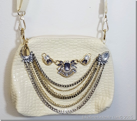 create a new look by updating your purse