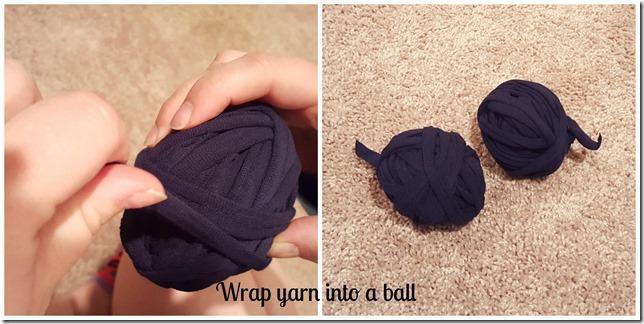 wrap yarn
