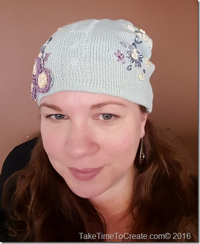 DIY Repurposing a Sweater to a Hat