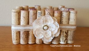 finished-diy-wine-cork-basket