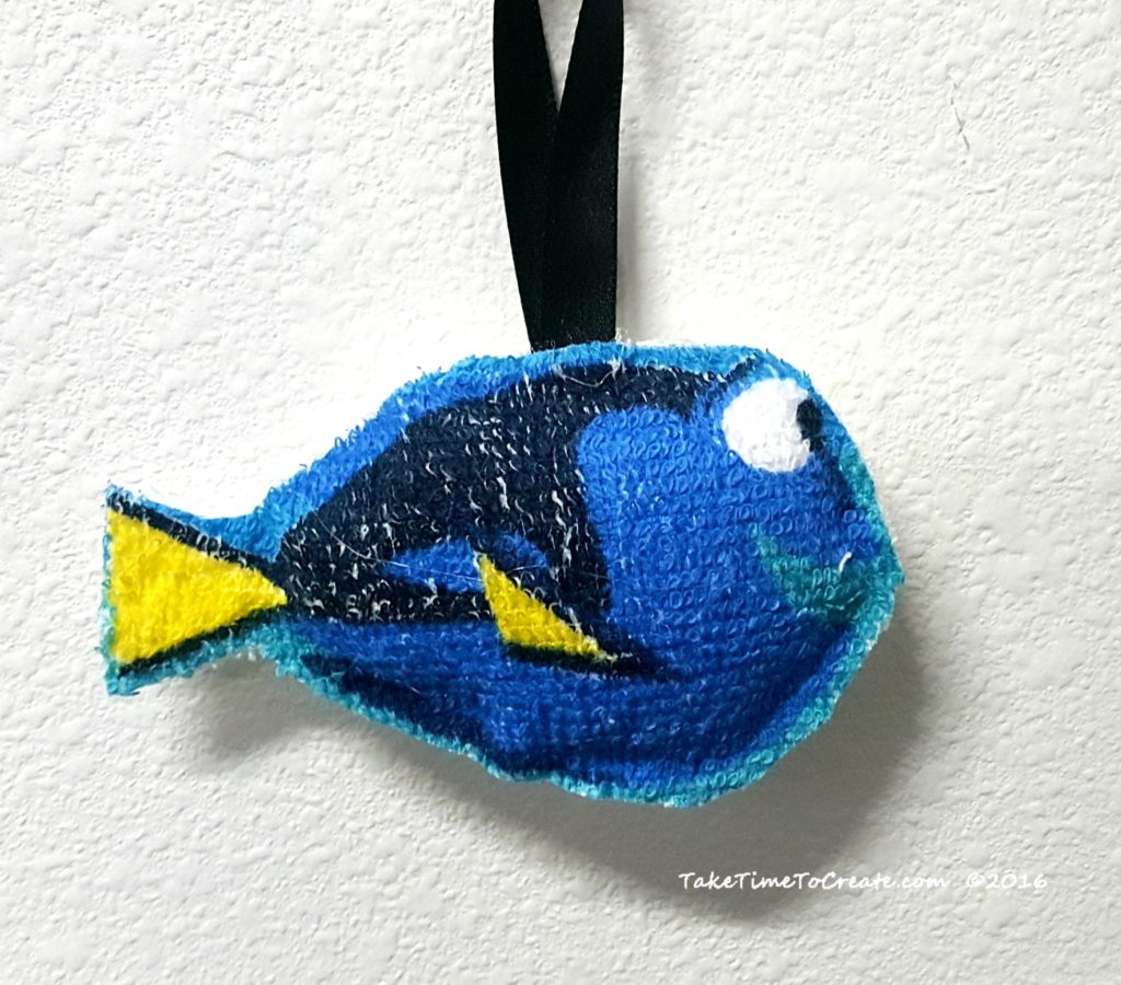 DIY Ornaments - Dory