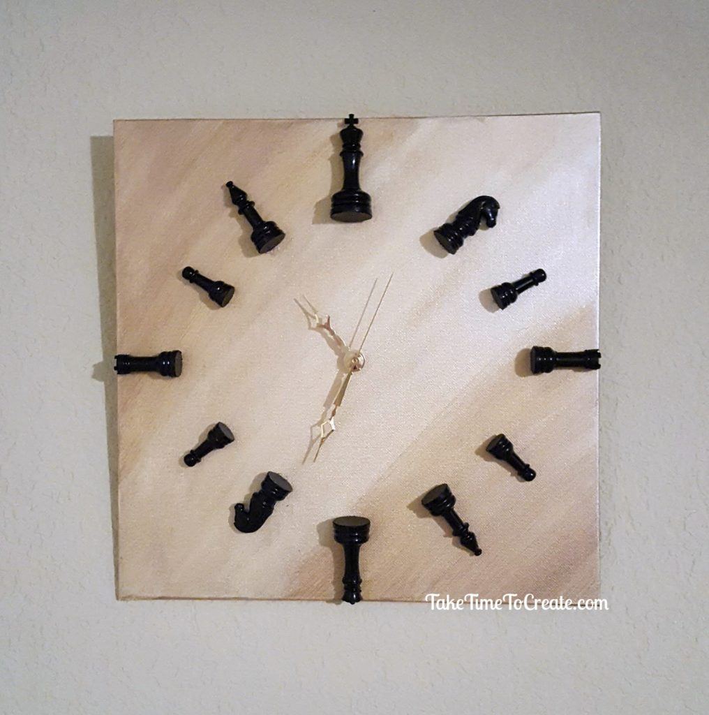 DIY Chess Clock