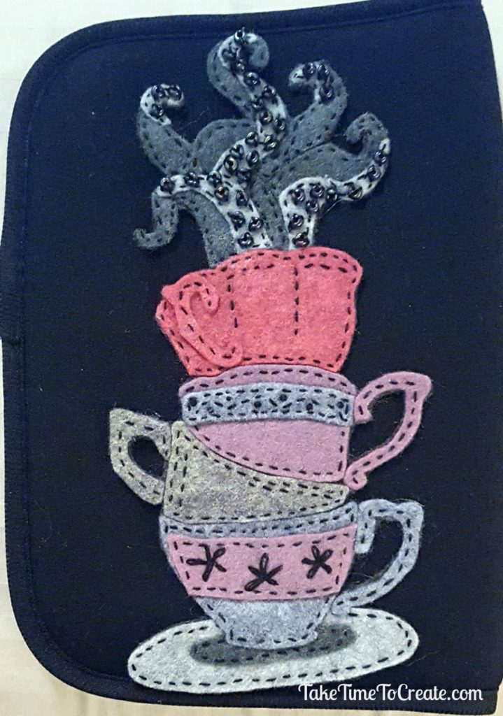 teacup embroidery