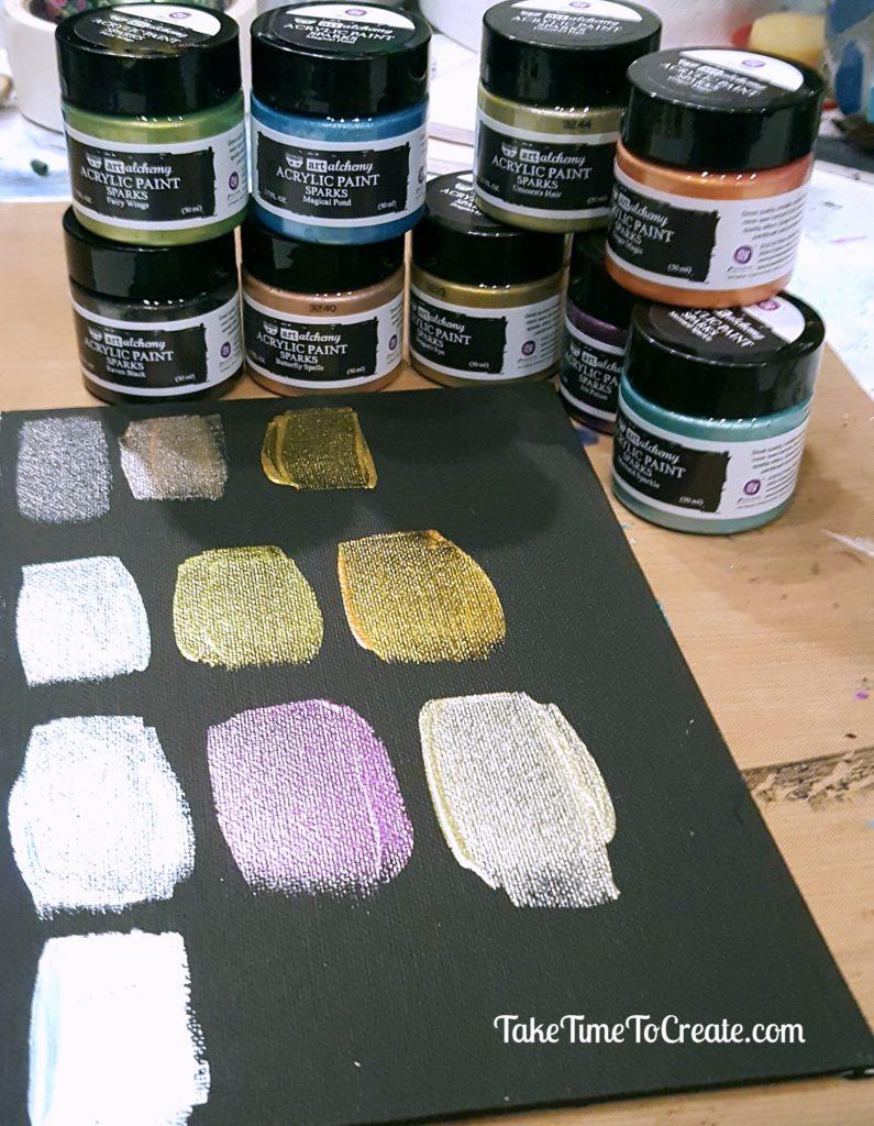 Sparks Paint