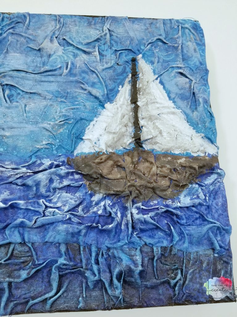 sailboat canvas
