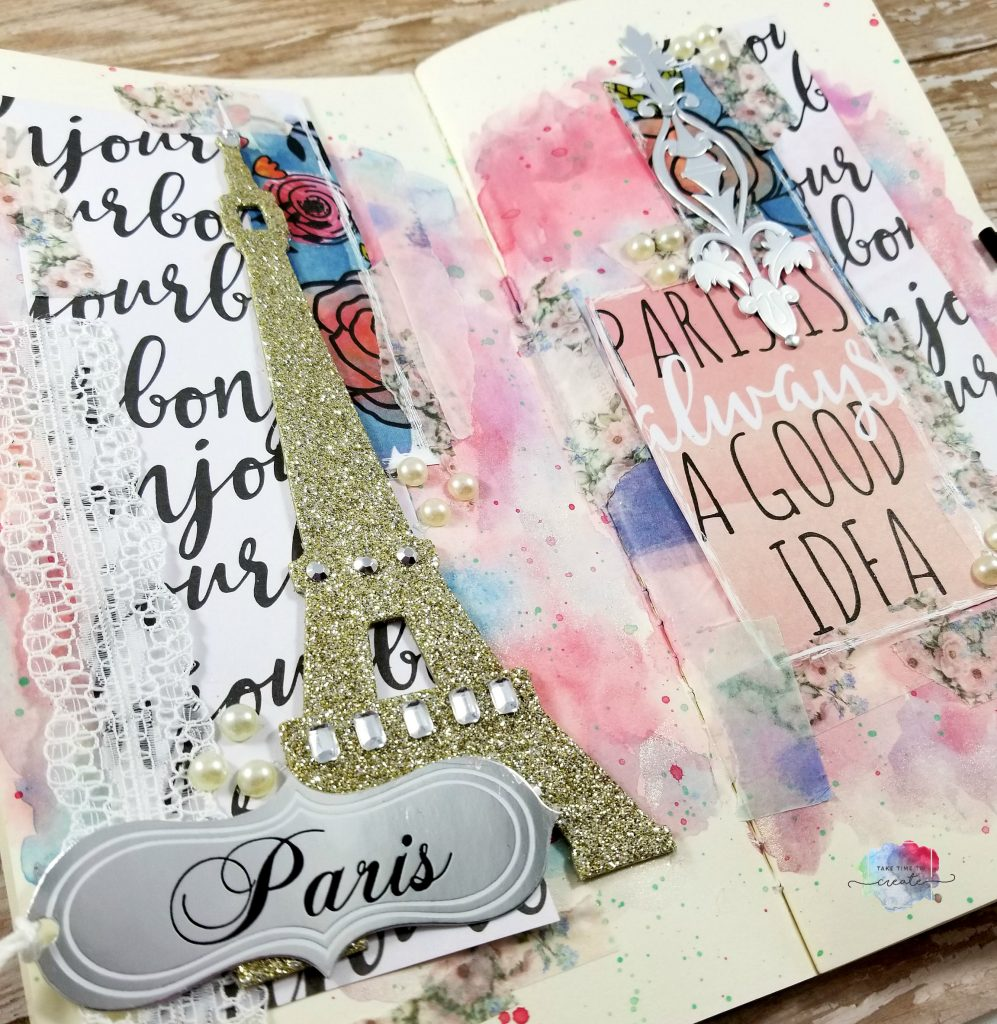 paris art journal