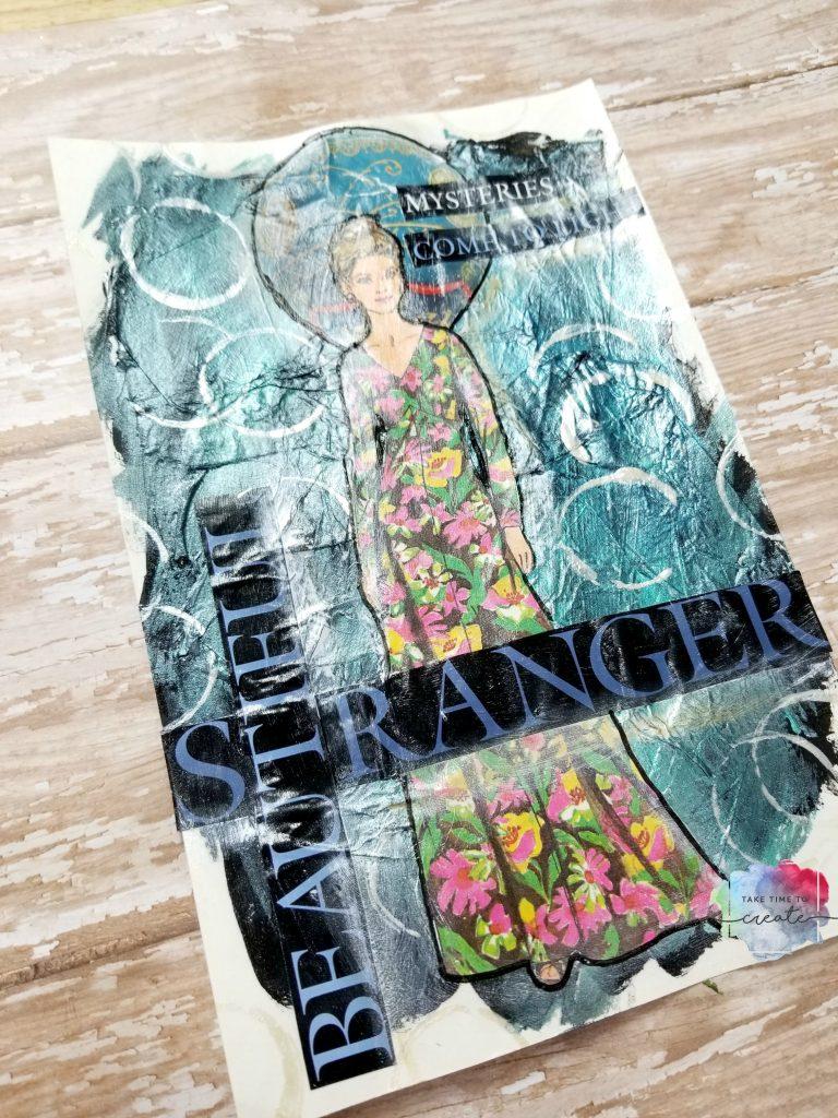 Beautiful Stranger Collage